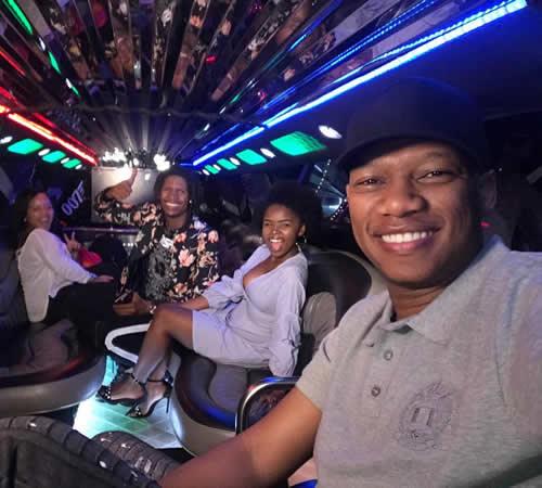 Idols SA 2018 Season 14 Top 3 Contestants Dubai Trip