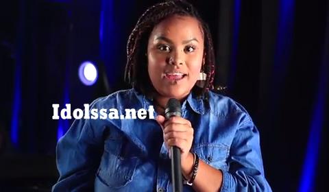 Dinky Profile Photo on Idols SA 2019