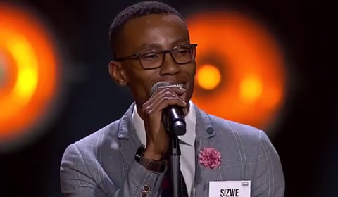 How To Vote For Sizwe on Idols SA 2019