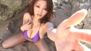無【松金ようこ】Hカップ4 「爆撃~巨乳警報発令~」サンプル動画