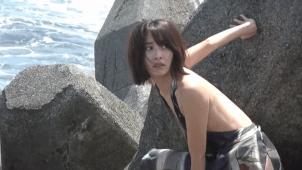 【山崎真実】-カップ3 写真集「re. 」2018年2月20日 発売