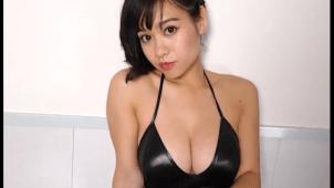【夏江美優】Gカップ2 激しい腰振りで昇天間違いなし!?