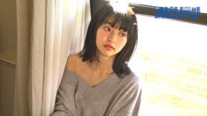 【武田玲奈】-カップ7 スピリッツグラビア!表紙巻頭グラビア!メイキング!OL風衣装に注目!