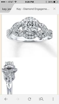 Beautiful Unique & Dazzling One of a Kind 1.5 Carat TW ...