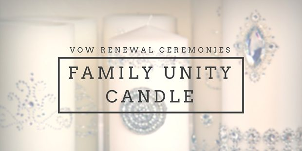 6 Family Unity Candle Ceremony Ideas for Your Vow Renewal