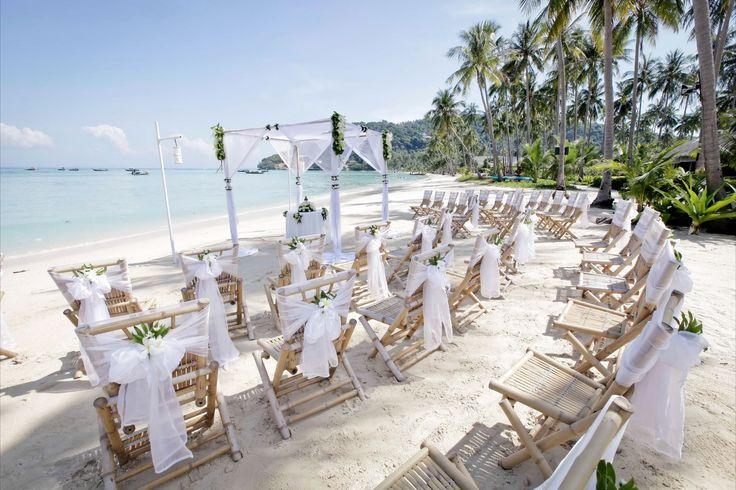 Destination beach wedding inspiration