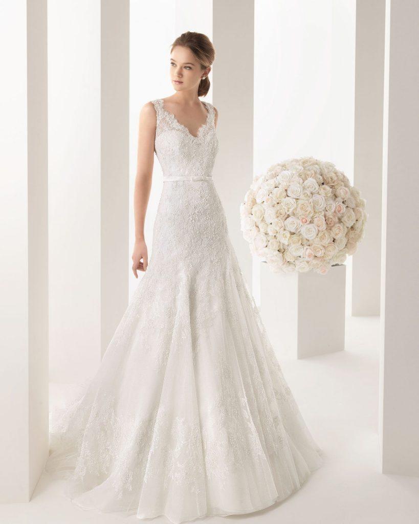 rosa clara bridal 2014
