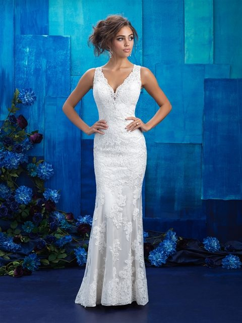 Allure Bridals / Style: 9415