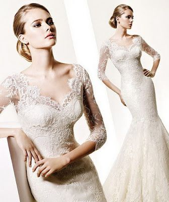 second marriage wedding dress