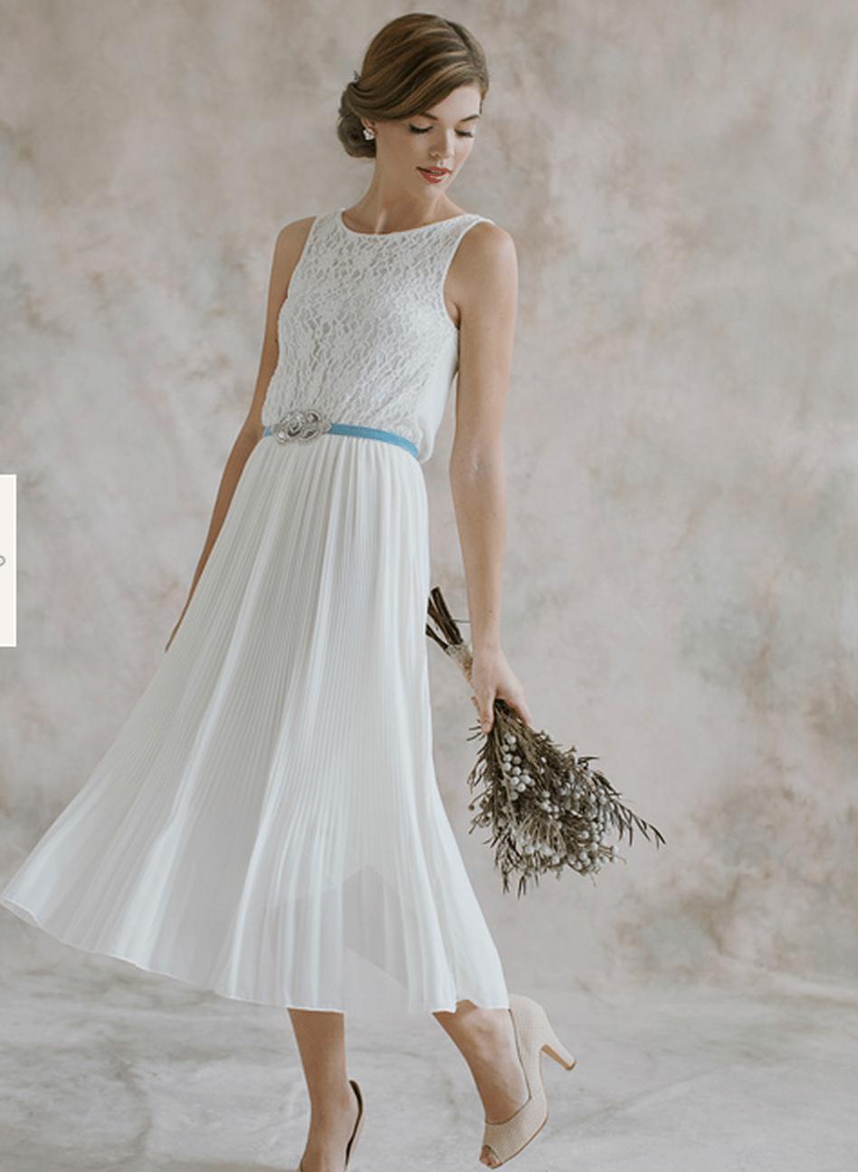 Second Time Wedding Dresses