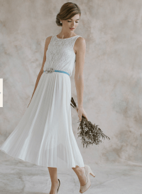 Ruche: Vintage Inspired Wedding Dresses For Your Second ...