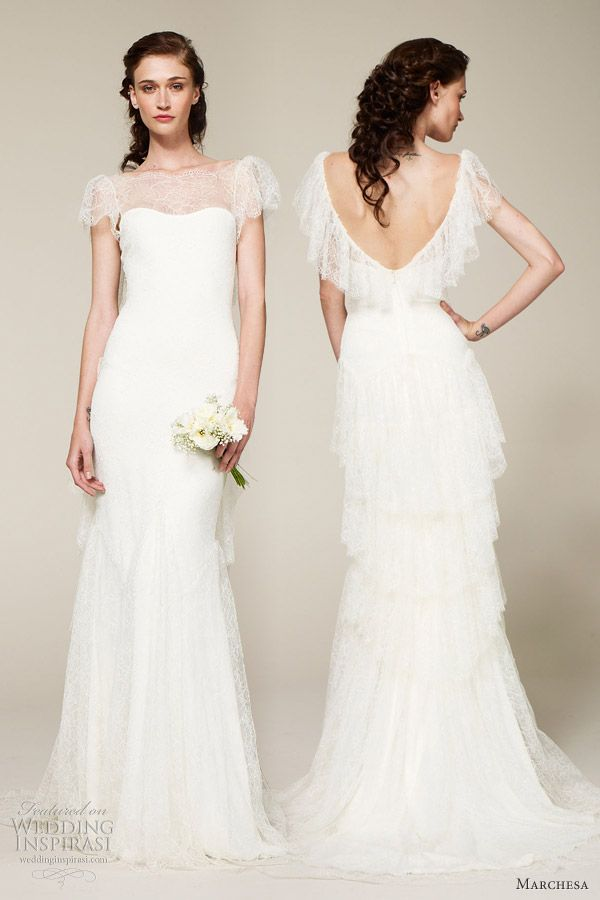 I Do Take Two Ivory Colored Wedding Dress For Older Second