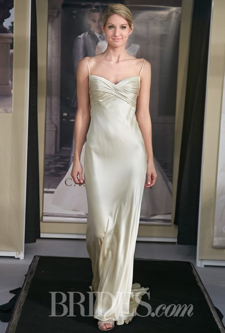 Silk Wedding Gowns