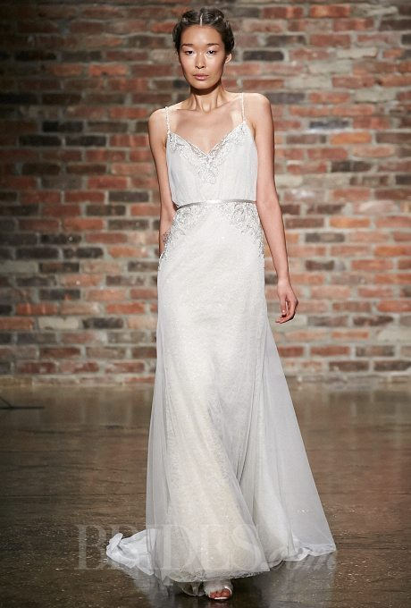 Beach Wedding Gowns For The Second Time Around