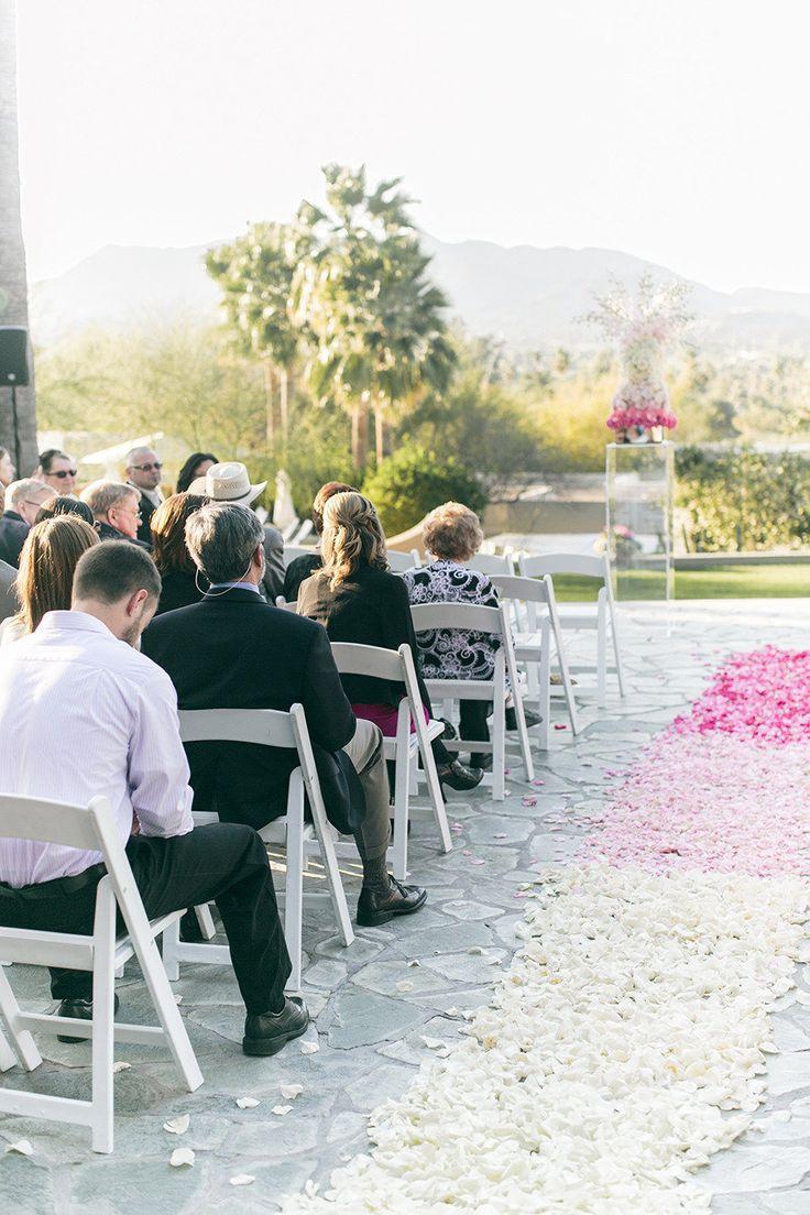 second wedding aisle