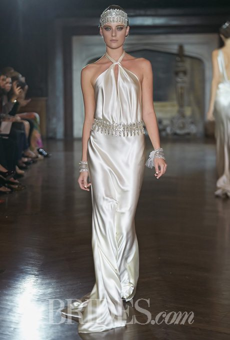 Roaring, Rogue and Retro 1920\'s Wedding Gowns