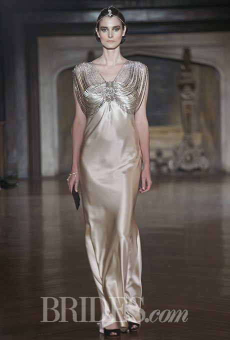 Roaring rogue and retro 1920s wedding gowns 1920s inspired wedding gowns junglespirit Choice Image