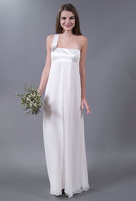 casual wedding dresses for second marriages casual wedding gowns with simple style for your second 2506