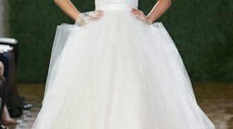 Plus Size Wedding Ball Gowns