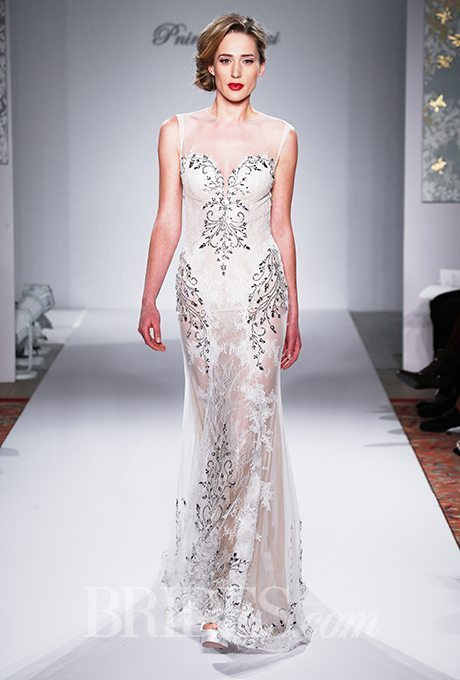 Red Carpet Wedding Gowns