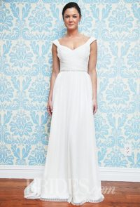 Classic Wedding Gowns For the Over