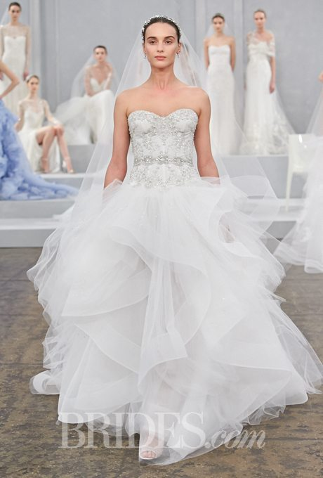 Unique Plus Size Wedding Gowns