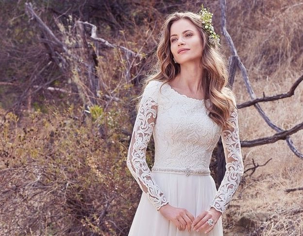 21 great bridal gowns for a 2017 fallwinter wedding junglespirit Gallery