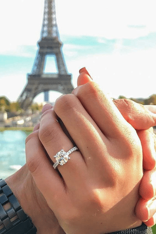Engagement Ring Etiquette For A Second Marriage