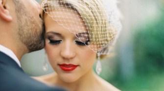 wedding day beauty