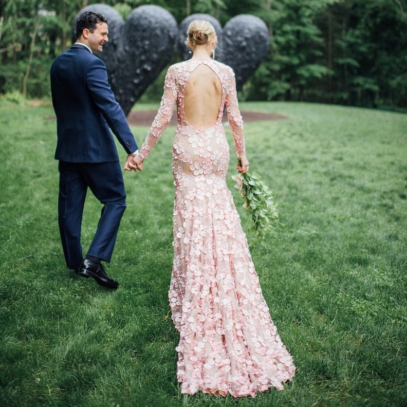 What The Color Of Your Wedding Dress Says About You,Jc Penny Jcpenney Wedding Dresses