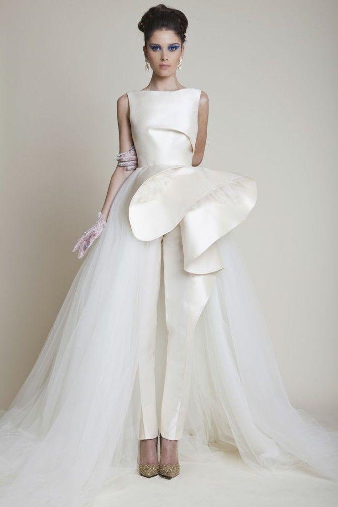 060c2bc339c7 Bridal Trend: Chic Jumpsuits