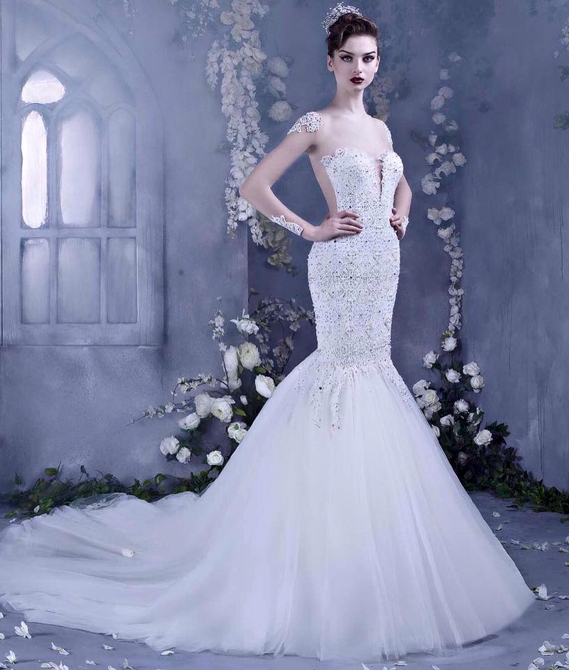I Do Take Two Dar Sara Wedding Gowns That Will Blow You