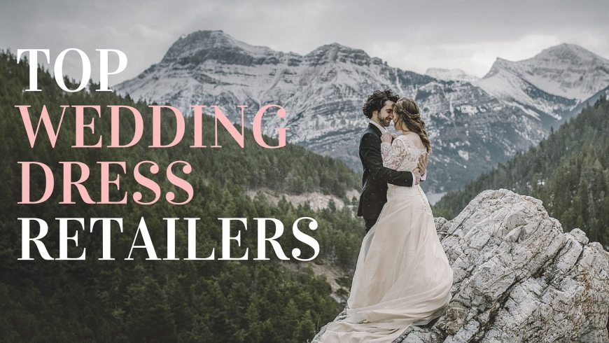 wedding dress retailers