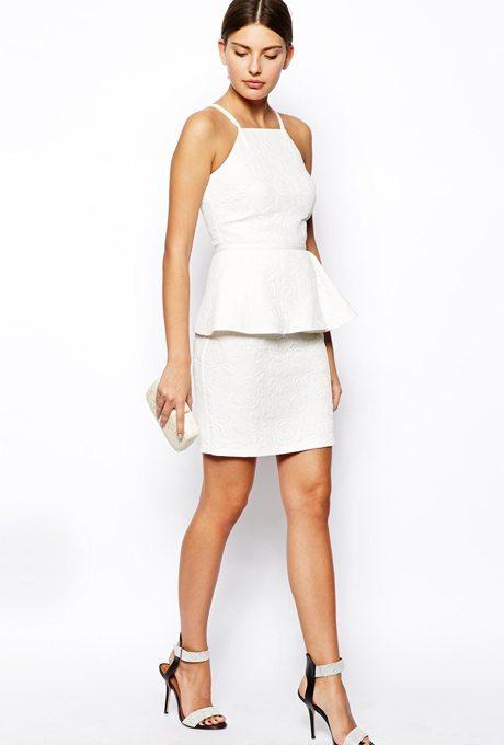 Little-White-Dress-asos-peplum-floral-jacquard