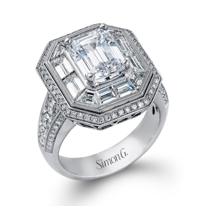 Lady Simon G Engagement Rings