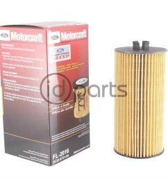 motorcraft oil filter for 2003 20010 ford powerstroke 6 0l or 6 4l diesel engine  [ 1000 x 800 Pixel ]