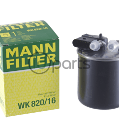fuel filter for models using the 2 1 liter om651 diesel engine including the 2013 glk bluetec 2014 e250 bluetec and 2014 ml250 bluetec  [ 1000 x 800 Pixel ]