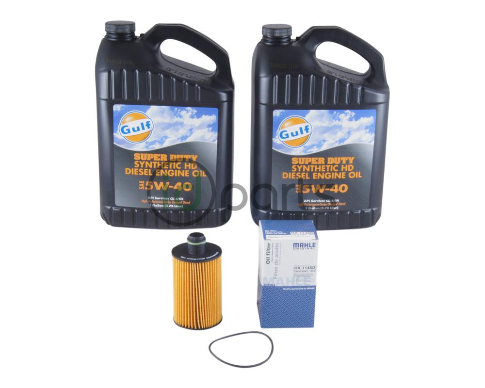 medium resolution of the 3 0l diesel engine from vm motori requires oil that meets chrysler specification for synthetic low ash oil this kit includes an oil filter