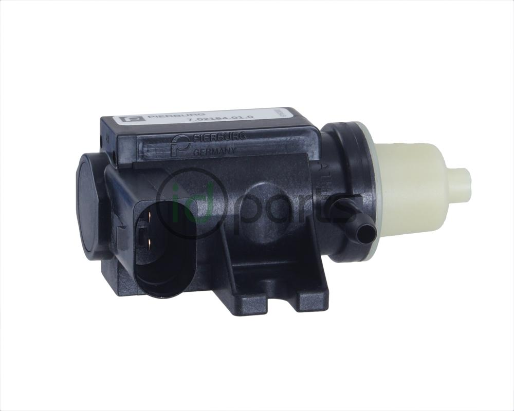 hight resolution of volkswagen tdi pressure converter for the turbo also known as n75 valve or wastegate solenoid fits vw jetta tdi golf tdi and new beetle tdi on the a4