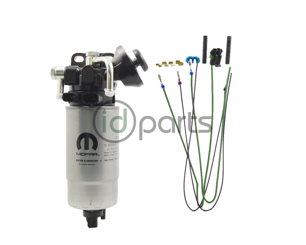 medium resolution of updated fuel filter head liberty crd
