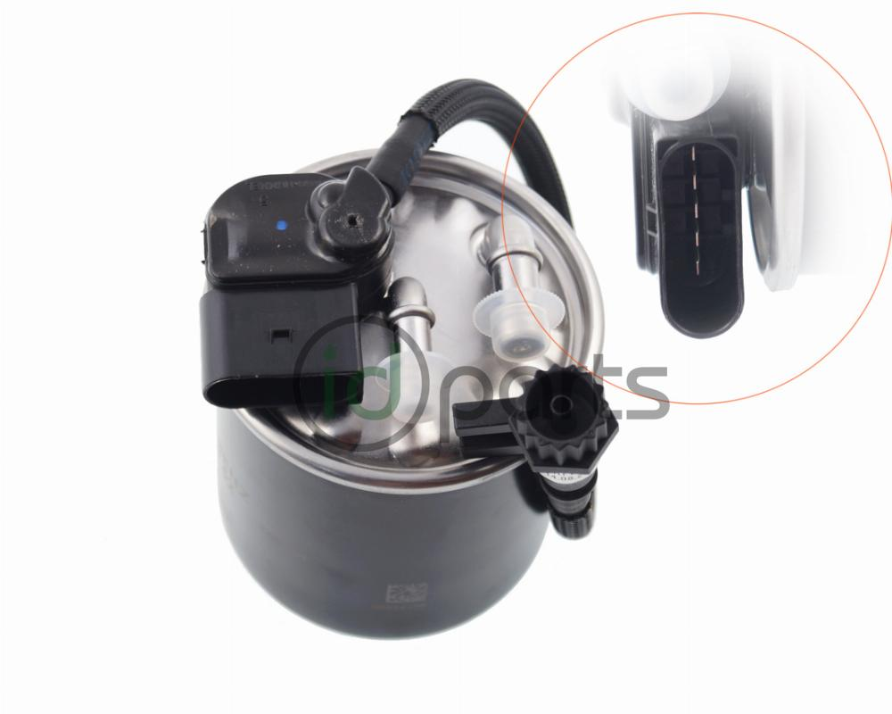 hight resolution of fuel filter oem sprinter om651 6510902952 idparts comoem mercedes benz fuel filter