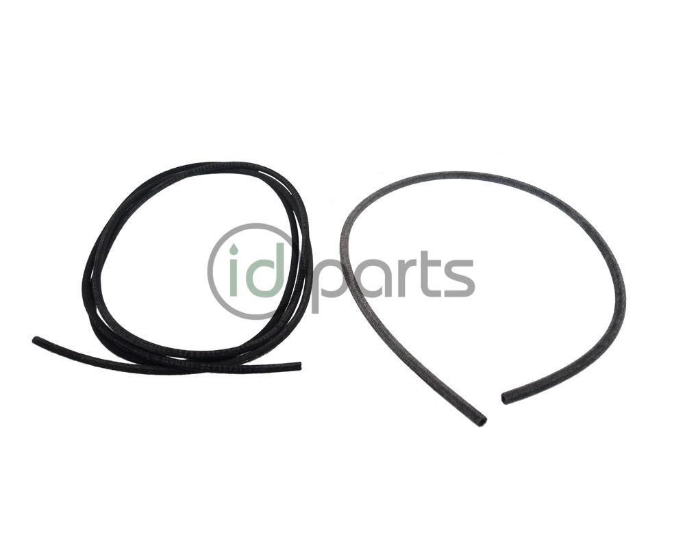 medium resolution of this kit will allow you to replace all vacuum lines in any 1999 5 2003 jetta tdi golf tdi or 1998 2003 new beetle tdi braided cloth exterior to protect