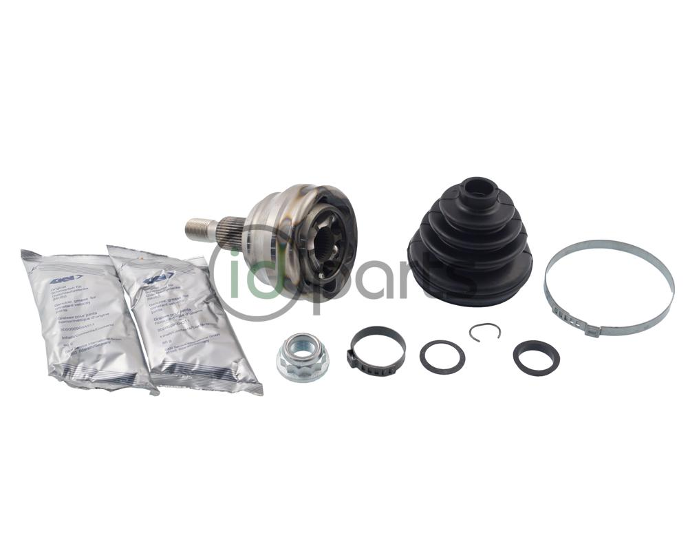 Outer CV Joint and Boot Kit [GKN] (A4 Manual & 4-Speed