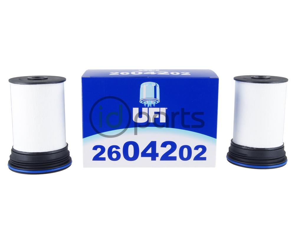 hight resolution of fuel filter set lwm
