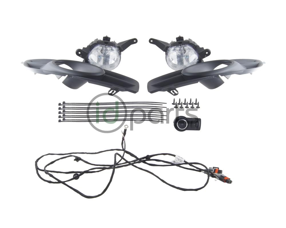 medium resolution of this oem kit provides you with every component needed to add fog lights to your gen1 chevy cruze