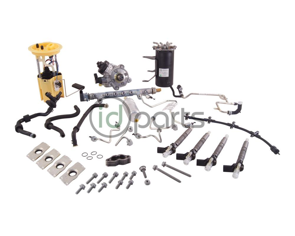 hight resolution of high pressure fuel pump failure replacement kit for the 2 0l common rail engine cbea and cjaa in the 2009 2014 jetta tdi 2010 2014 golf tdi
