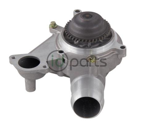small resolution of water pump for chevy silverado 6 6l duramax with engine codes lmm lml