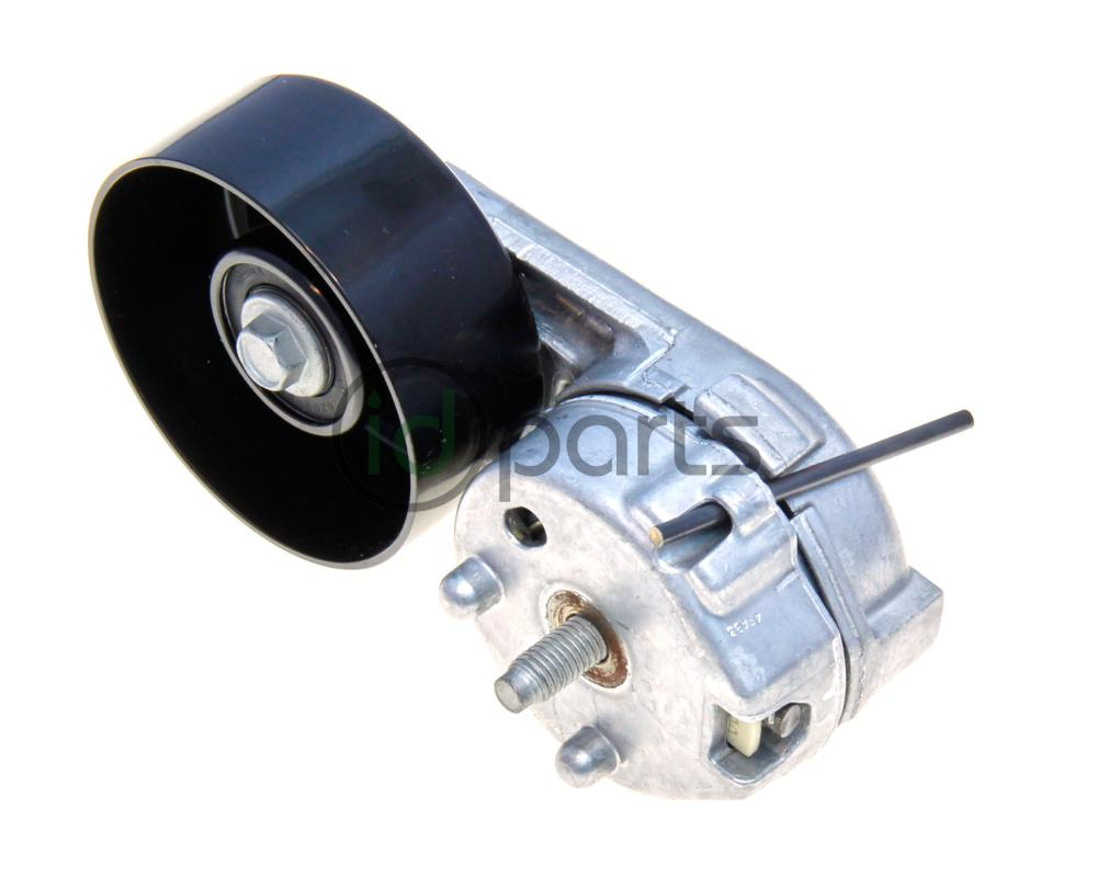 medium resolution of powerstroke 6 4l serpentine drive belt tensioner 7c3z 6b209 e 64l belt diagram