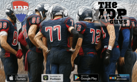 "IDP Reaction & Waivers Week Eight (8) ""The Monster"""