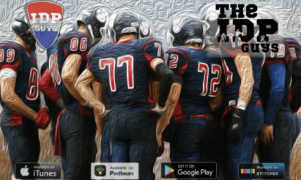 Johny The Greek's Cornerbacks Corner Week Thirteen (13)